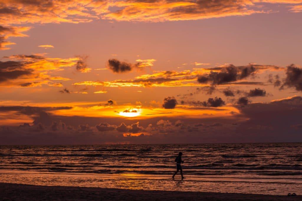 Holiday home Nitaiga fishermen in the sunset beach